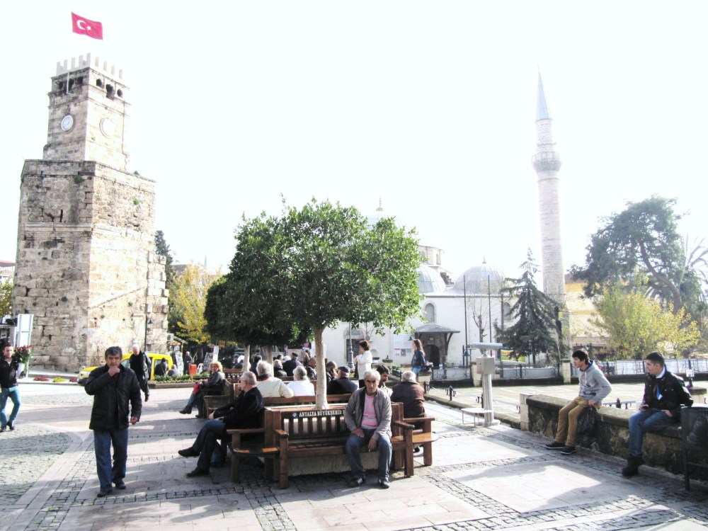 Antalya and Mindfulness (5/5)