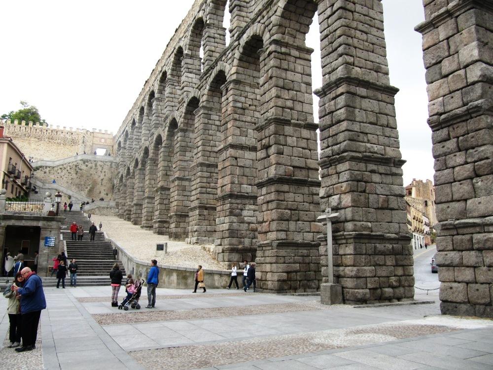 Segovia and the polarity in my life (1/4)