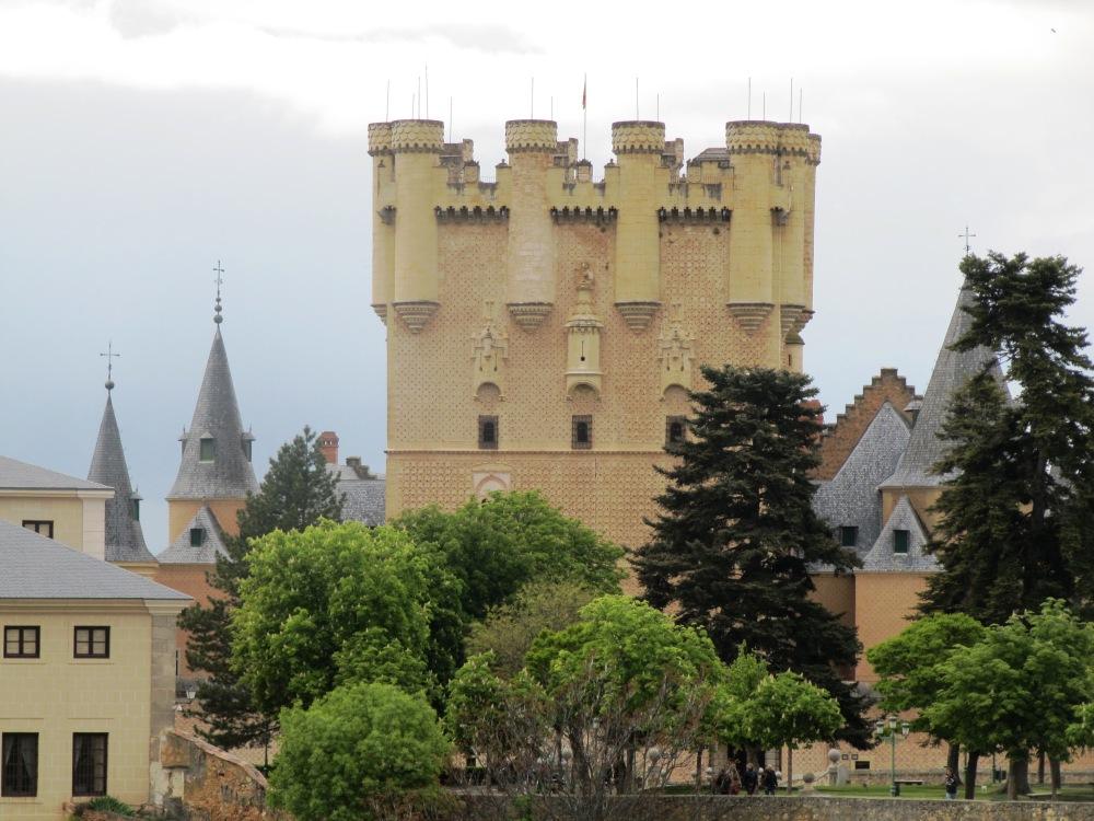 Segovia and the polarity in my life (2/4)