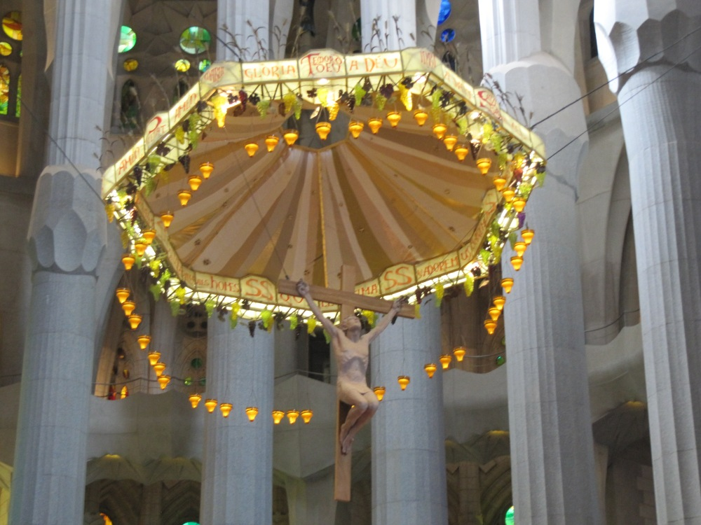 Sagrada Familia and the Power of Intentions (6/6)