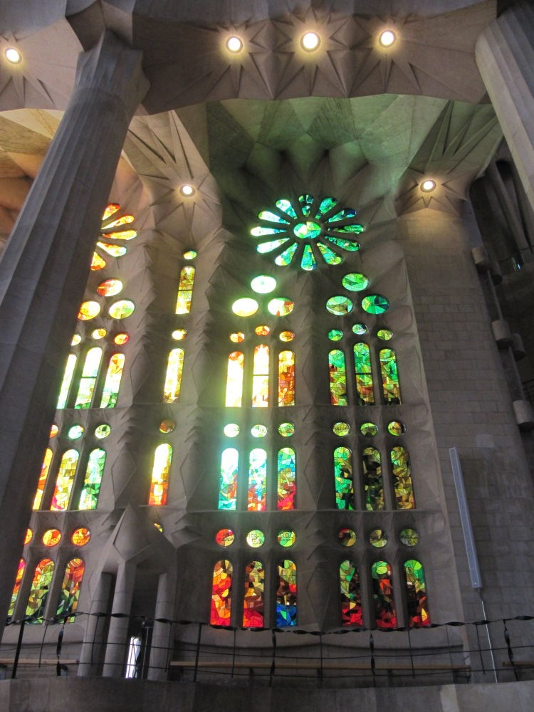 Sagrada Familia and the Power of Intentions (4/6)