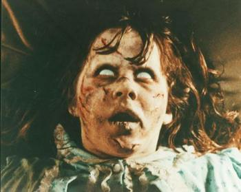 Regan in The Exorcist