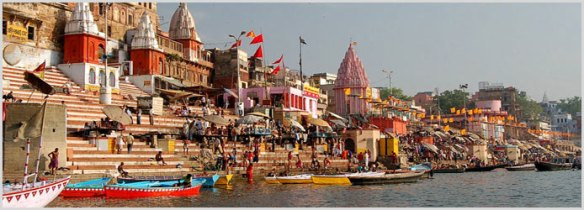 Varanasi - that eternal city